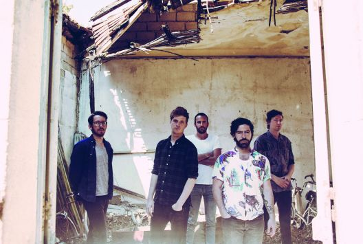 Foals (Photo courtesy of WBR Press)